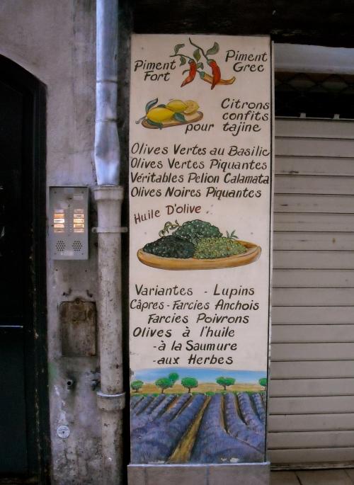 maison de l'olive