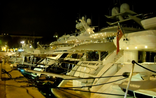 yachts of nice